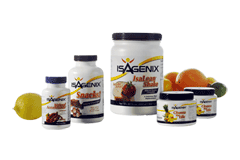 Lose weight on the Isagenix 9 day cleanse